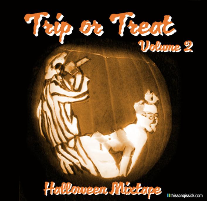 Trip or Treat Volume 2 : Halloween Mixtape with 11 Halloween Remixes and Originals [Free Download] - Featured Image