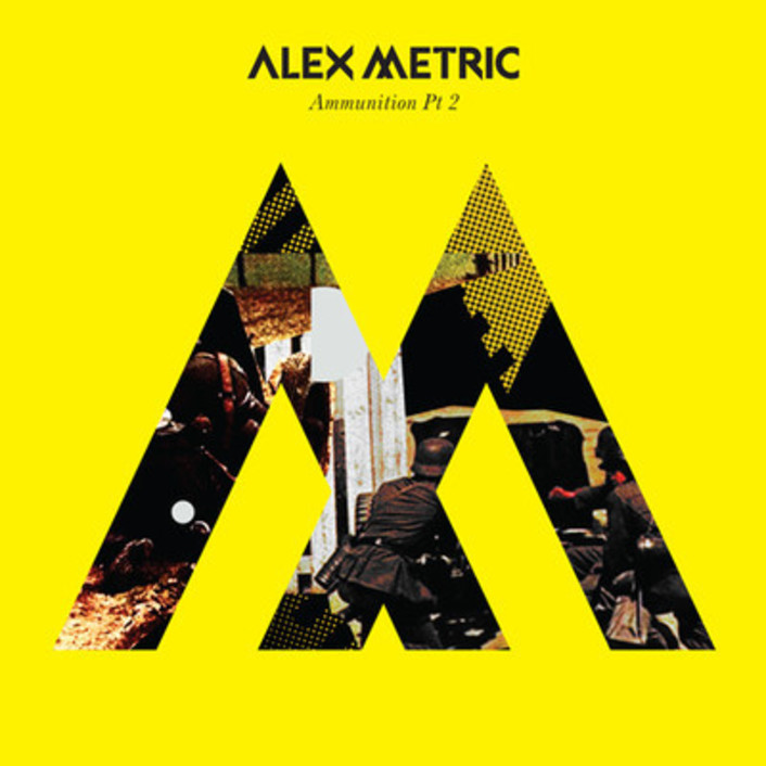 Alex Metric - Ammunition Pt. 2 EP : Fresh Electro House / Nu Disco EP on OWSLA (Remixes from UZ and more) - Featured Image