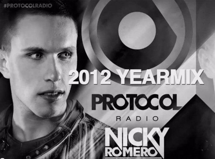 Nicky Romero - Yearmix 2012 : 60 Minute Progressive / Electro House Mix - Featured Image