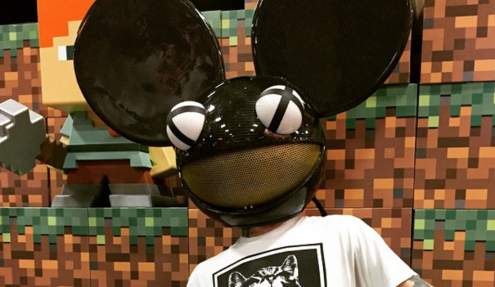 Deadmau5 - Imaginary Friends : 7 Minute Heavy House Single - Featured Image