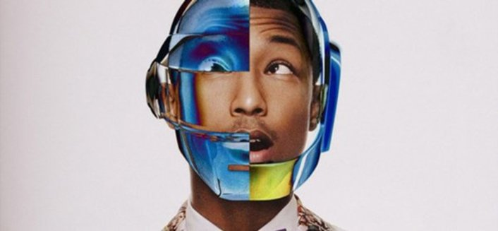 Pharrell Williams - Gust Of Wind (Ft. Daft Punk) : Must Hear Collaboration - Featured Image