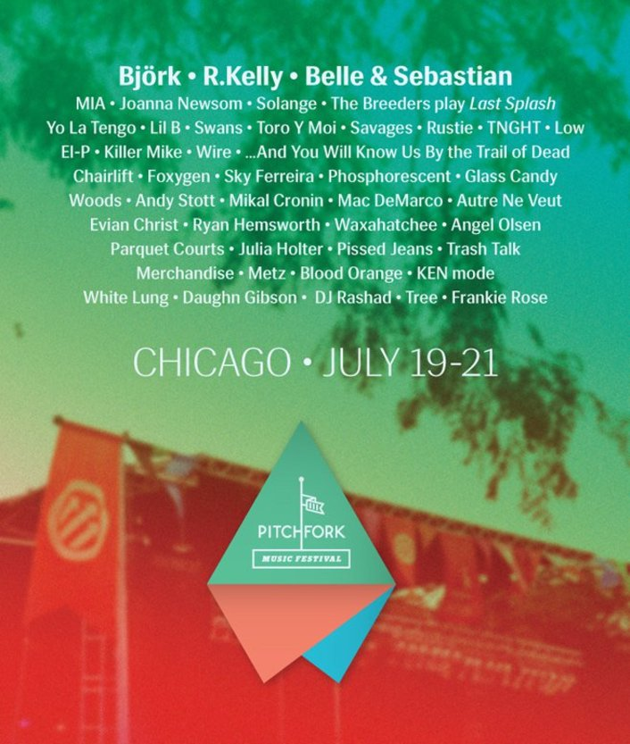Enter to win a pair of VIP 3-Day Passes to Pitchfork Music Festival ft. TNGHT, M.I.A, Toro Y Moi and more - Featured Image