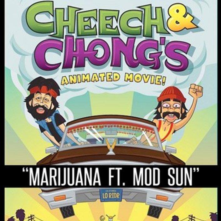 Cheech & Chong - Marijuana (Remix ft. Mod Sun) : Brand New Official Hip-Hop Remix [Free Download] [TSIS PREMIERE] - Featured Image