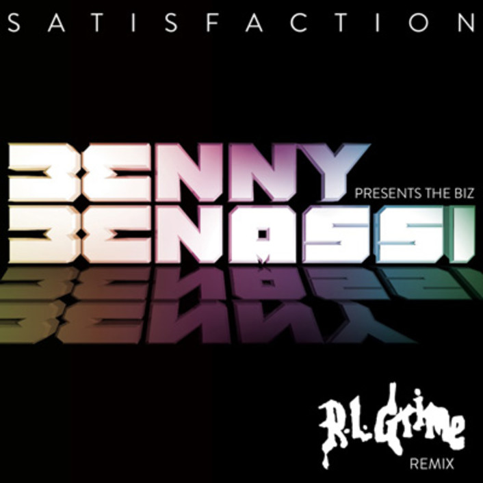 Benny Benassi - Satisfaction (RL Grime Remix) : Massive Trap Remix (Full Version) - Featured Image