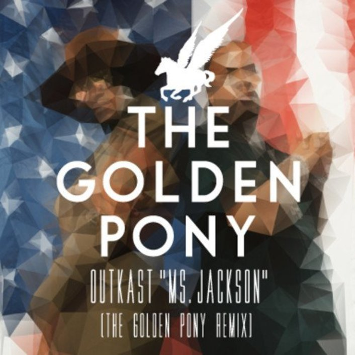 Outkast - Ms. Jackson (The Golden Pony Remix) : Chill Deep House / Indie Remix  - Featured Image