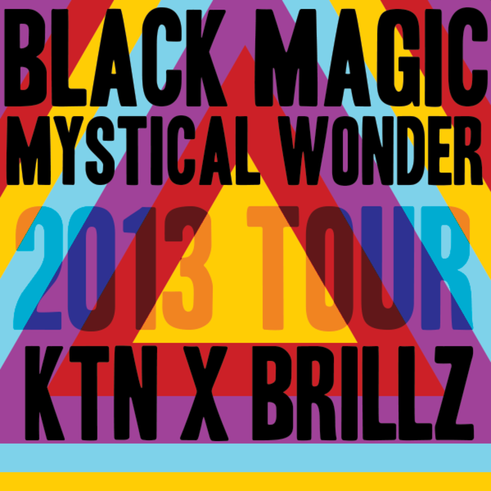 Kill the Noise x Brillz - Mystical Wonder Mix + US Tour : 60 Minute Trap / Electro House Mix - Featured Image