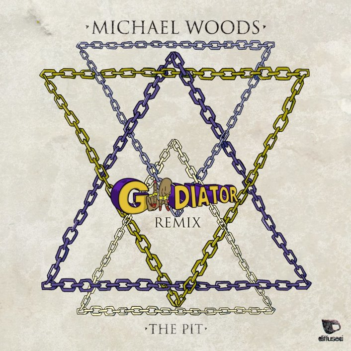 [PREMIERE] Michael Woods – 'The Pit' Gets a Monster Trap / Electro Remix from gLAdiator [Limited Free Download] - Featured Image