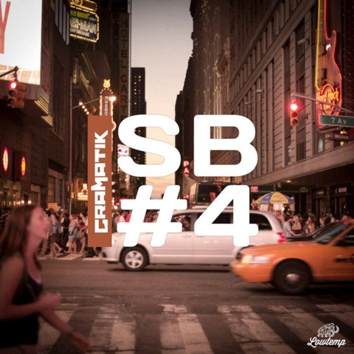 [Full Stream] Gramatik - Street Bangerz 4 aka SB4 (Album) : Must Hear Hip-Hop Instrumental / Electro-Soul Album - Featured Image