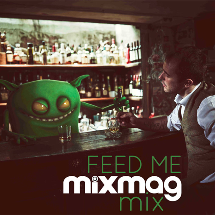 [STREAM] Feed Me - Mixmag Mix : 45 Minutes Of Unreleased Music  - Featured Image