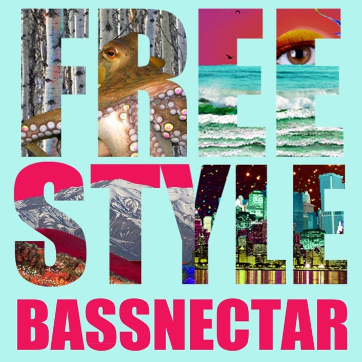 Bassnectar - Freestyle ft. Angel Haze + Freestyle EP: Must Hear Bass / Dubstep / Trap Collaboration - Featured Image