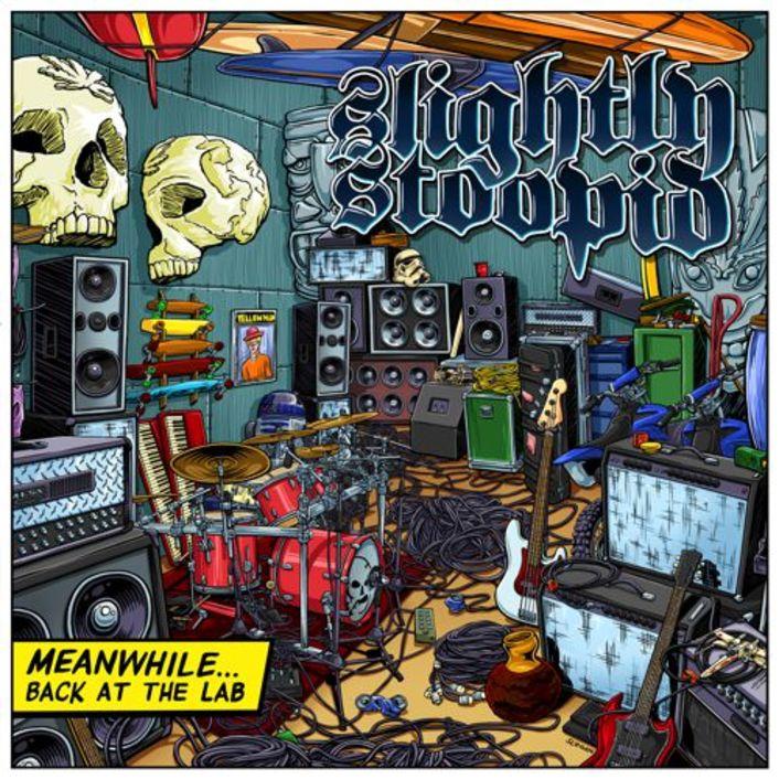 [PREMIERE] Slightly Stoopid - Guns In Paradise : Reggae / Hip-Hop - Featured Image