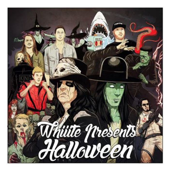[TSIS PREMIERE] Whiiite Delivers Massive Halloween Bootleg Remix Pack [Free Download] - Featured Image