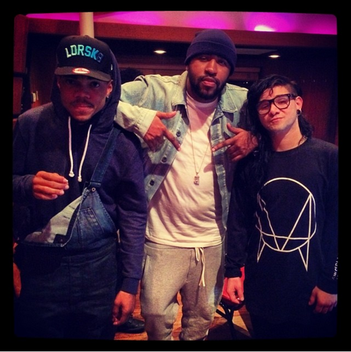 Watch: Skrillex Debuts Must Hear Chance the Rapper Collaboration - Featured Image