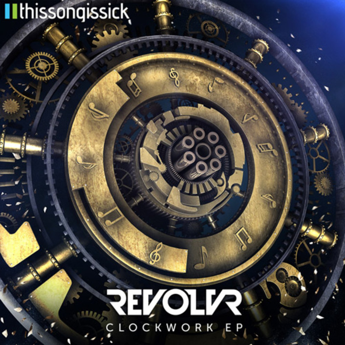 Revolvr - Clockwork EP : Must Hear 2 Song Electro House EP [Free Download] [TSIS SPONSORED] - Featured Image