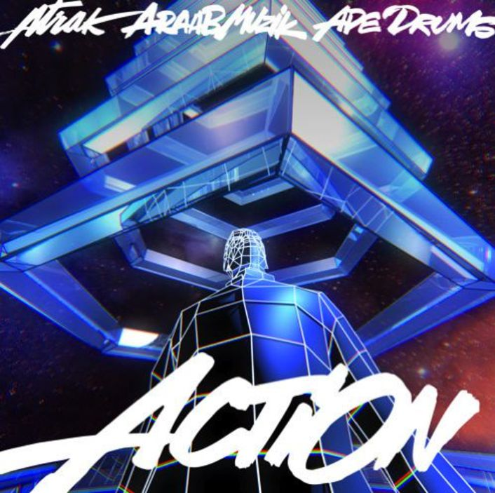 A-Trak, AraabMuzik & Ape Drums - Action : Trap / Bass [Free Download] - Featured Image