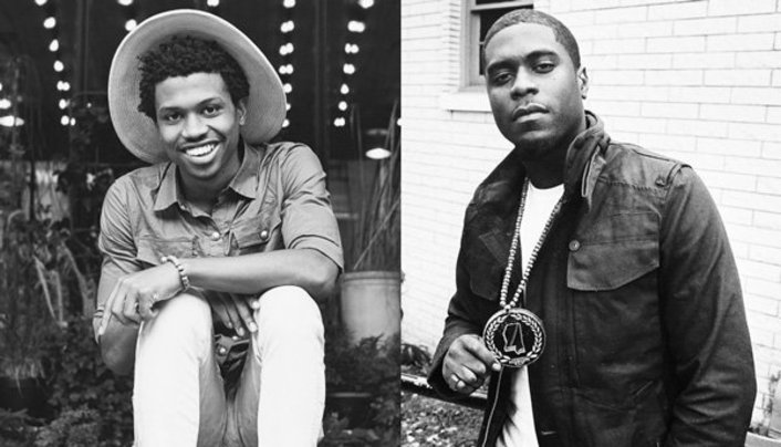 Raury ft. Big K.R.I.T. - Forbidden Knowledge : Laid Back Indie / Hip-Hop - Featured Image
