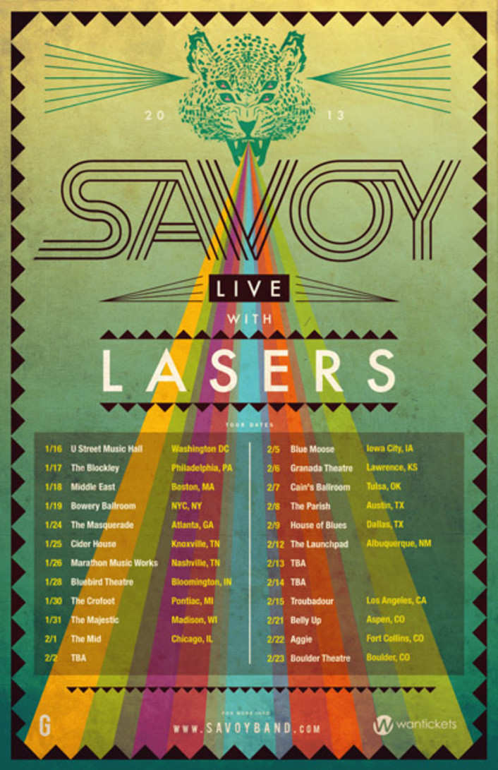 SAVOY Live Cuts Nov 2012 : Bootleg Mashup Pack featuring Die Antwoord, Daft Punk, The Knocks + Tour Dates [TSIS PREMIERE] - Featured Image