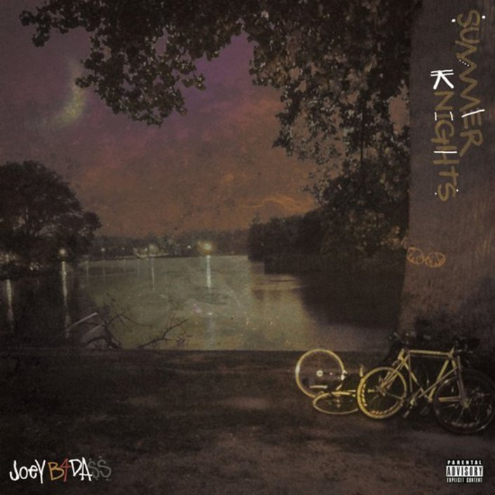 Joey Bada$$ - Amethyst Rockers Ft. Kirk Knight (Produced by MF Doom) : Must Hear Hip-Hop [Free Download] - Featured Image