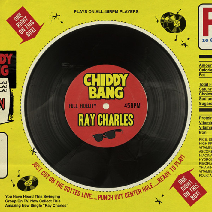 Chiddy Bang - Ray Charles : New Chill Hip Hop with Sick Sample - Featured Image