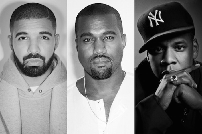 """Listen To Drake's New Single """"Pop Style"""" Ft. Kanye West & Jay-Z - Featured Image"""