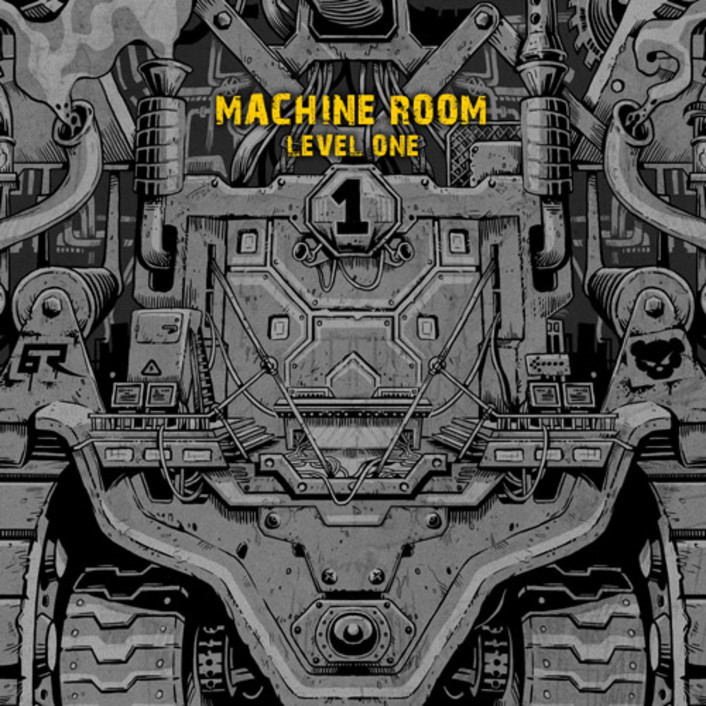 "Teddy Killerz Drop Off ""Machine Room: Levels (Minimix)"" Full Of Unreleased Dubstep / Drum and Bass - Featured Image"