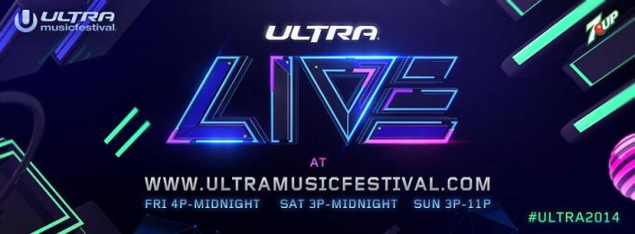 Stream Ultra Music Festival 2014 Across the World via Webcast  - Featured Image