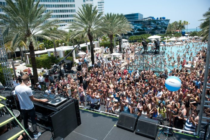 Miami Music Week 2014 Essential Pool Party & Showcase Guide - Featured Image