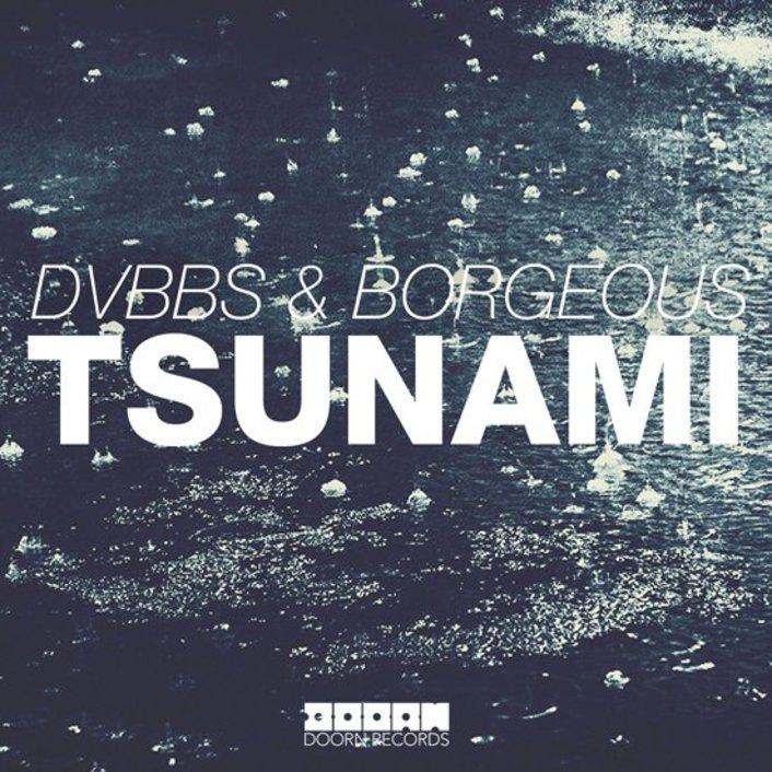 [WORLD PREMIERE] DVBBS & Borgeous - TSUNAMI - Must Hear Big Room House Anthem  - Featured Image