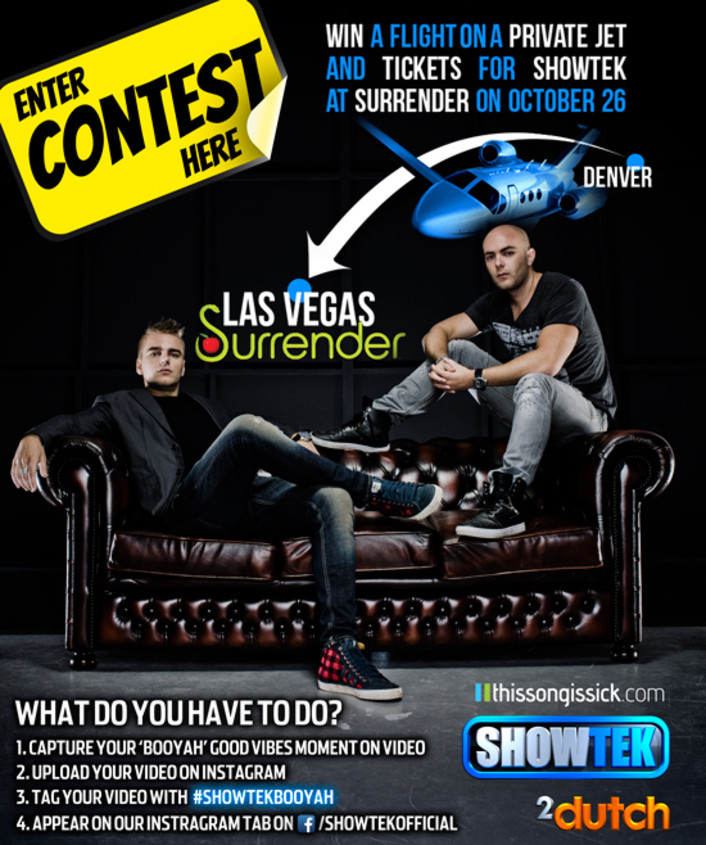 [GIVEAWAY] Win a private jet flight to Las Vegas with SHOWTEK and a free room at the Wynn Hotel! - Featured Image