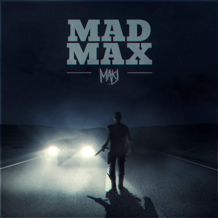 "MAKJ Releases Massive New Electro House Anthem ""Mad Max"" [Free Download] - Featured Image"