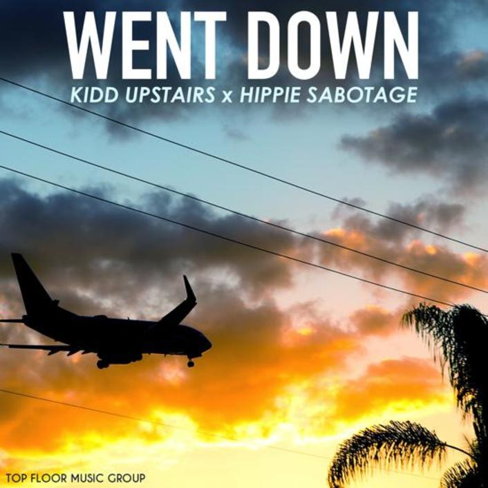 "World Premiere: Kidd Upstairs x Hippie Sabotage - ""Went Down"" : Chill Electronic Hip-Hop - Featured Image"