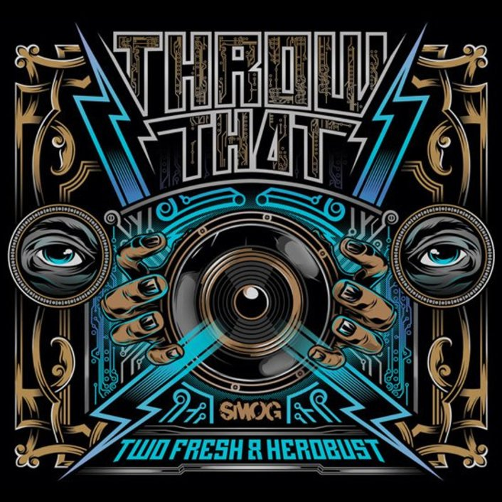 Two Fresh & heRobust - Throw That EP : Massive Trap / Hip-Hop EP [Exclusive Free Download] - Featured Image