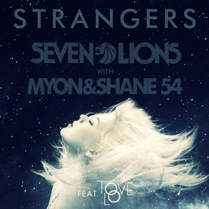 "Listen: Seven Lions & Myon and Shane 54 ""Strangers"" ft. Tove Lo : Melodic Trance / Dubstep Collaboration  - Featured Image"