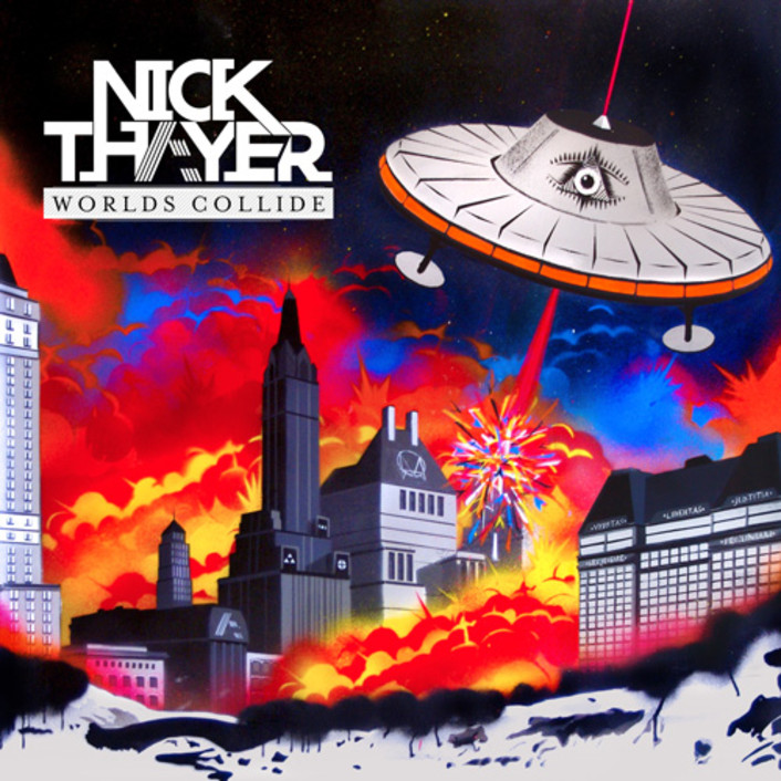 "Nick Thayer ""Worlds Collide"" from new EP on Skrillex's OWSLA [TSIS Premiere] [Free Download] - Featured Image"
