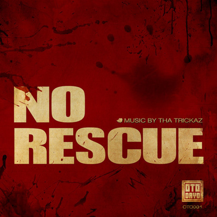Tha Trickaz - No Rescue (Figure Remix) : Electro / Drum & Bass [Free Download] - Featured Image