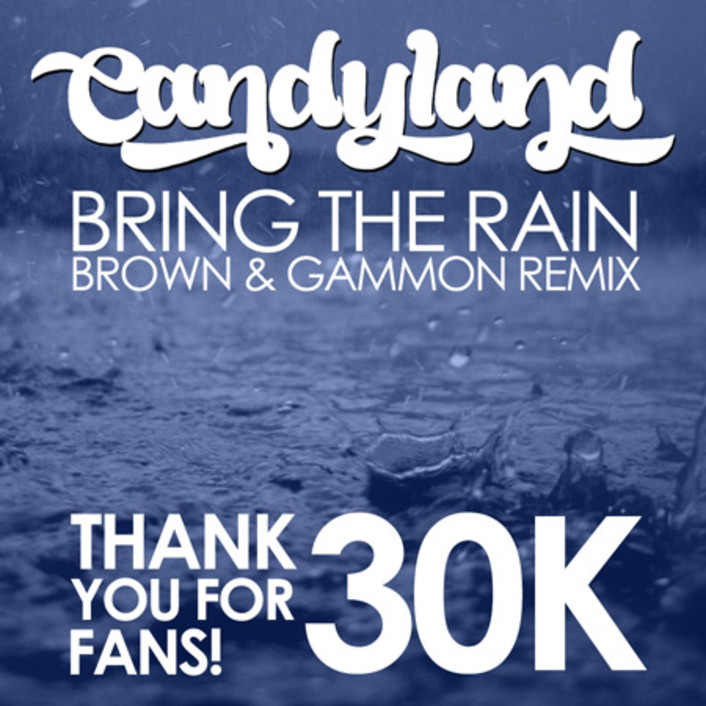 Candyland - Bring The Rain (Brown & Gammon Remix) : Funky Nu-Disco Remix [Free Download] - Featured Image