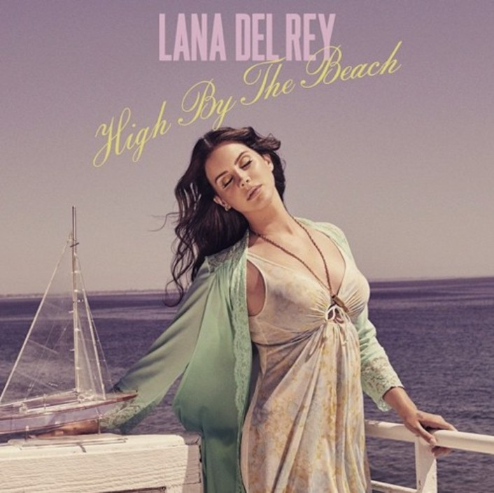 """Lana Del Rey Is Inspired By Trap On New Single """"High By The Beach"""" - Featured Image"""