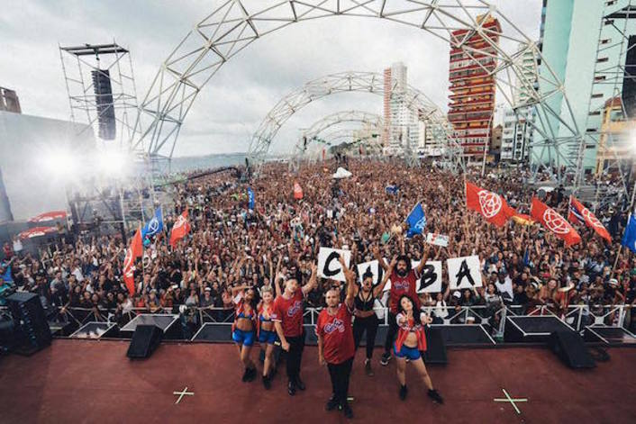 Watch Major Lazer's Historical Performance For Half A Million People in Cuba - Featured Image