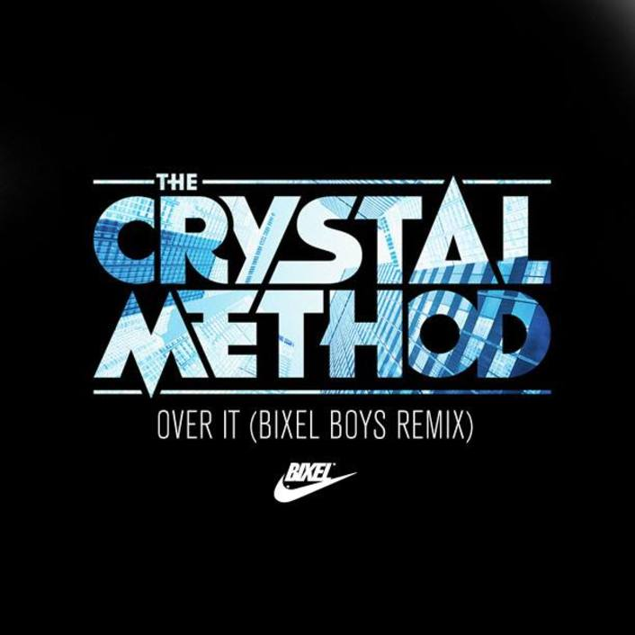 The Crystal Method - Over It (Bixel Boys Remix) : Must Hear House Remix [Free Download] - Featured Image