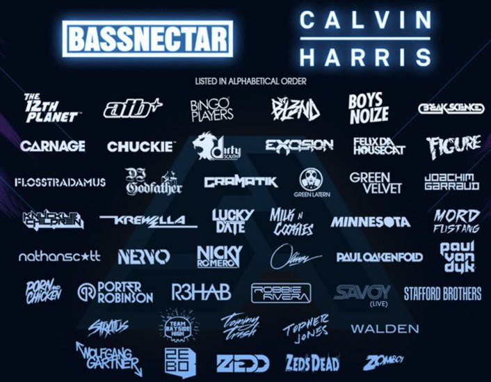 Spring Awakening Music Festival 2013 Lineup Phase 1 Announced : Massive EDM Festival feat. 100+ DJs - Featured Image