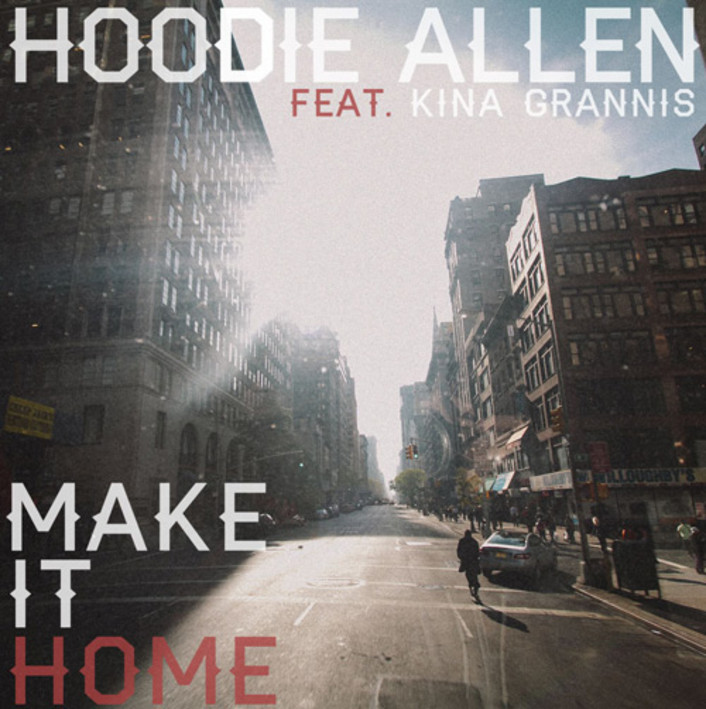 Hoodie Allen - Make It Home (ft. Kina Grannis) : Chill Indie / Hip-Hop Collaboration [TSIS PREMIERE] - Featured Image