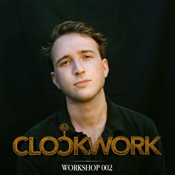 Clockwork - The Workshop EP002 Mix : Electro House [Free Download] - Featured Image