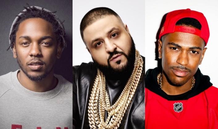 DJ Khaled Kendrick Lamar Big Sean Holy Key