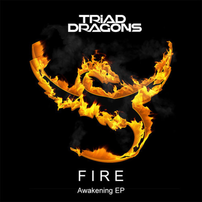 "[PREMIERE] Triad Dragons Drop Off Electro House Banger ""Fire"" [Free Download] - Featured Image"