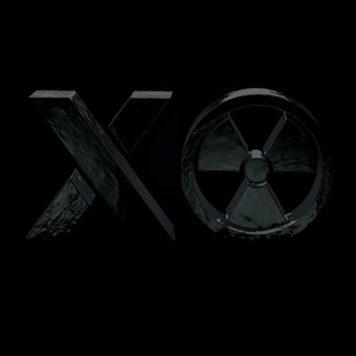 Flosstradamus - X☢ EP (X3): Final Free Trap / Hardstyle EP - Featured Image