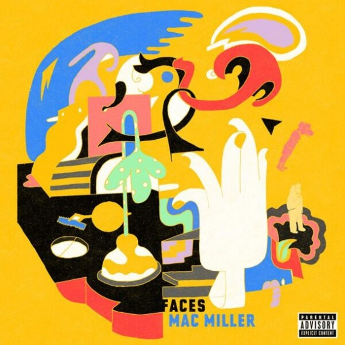 "Mac Miller Releases 22 Track ""Faces"" Mixtape ft. Schoolboy Q, Rick Ross, Earl Sweatshirt With Free Download - Featured Image"