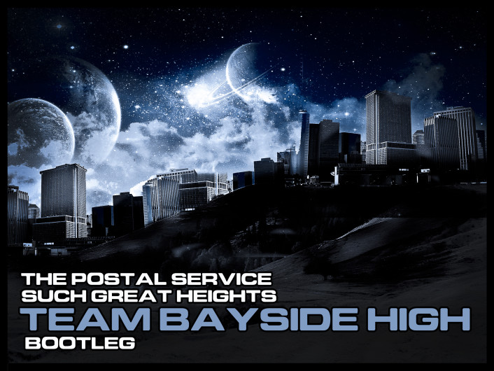 The Postal Service - Such Great Heights (Team Bayside High Remix) : Indie / Trap Remix [Free Download] - Featured Image