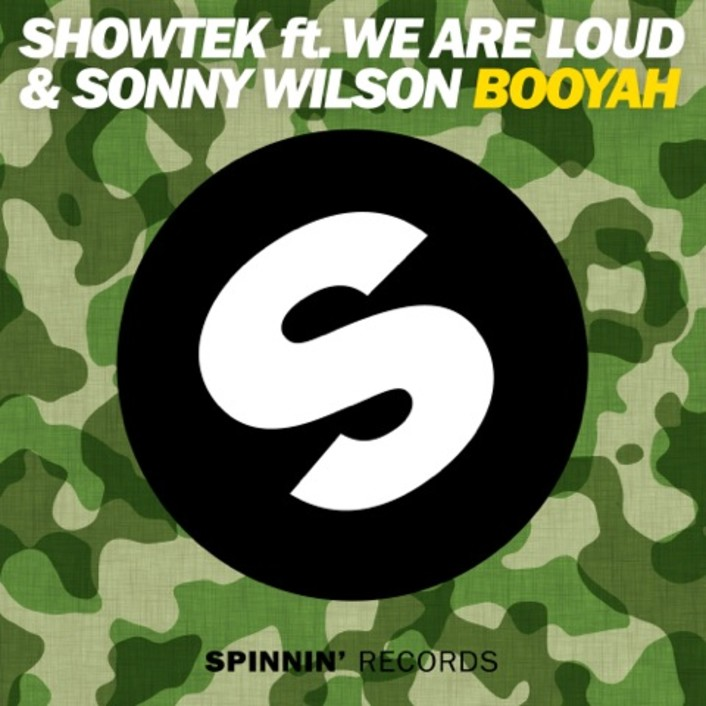 Showtek Feat. We Are Loud! & Sonny Wilson - Booyah : Massive Dancehall / Big Room House Anthem Available Now - Featured Image
