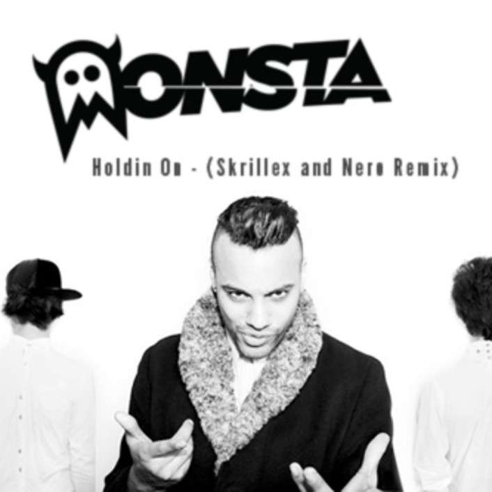 MONSTA - Holdin On (Skrillex and Nero Remix) + Music Video : Huge New Drumstep Remix Of New OWSLA Artist / Video - Featured Image