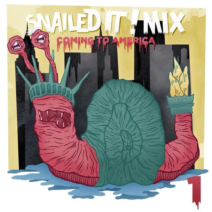 [TSIS PREMIERE] SNAILS - SNAILED IT! Mix Vol 1. Coming To America : Must Hear Bass Mix Of All Unreleased Songs - Featured Image
